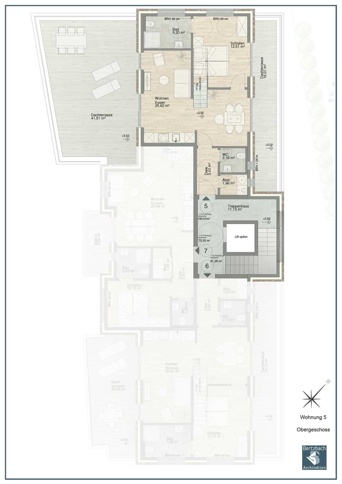 Wohnung 5 Obergeschoss