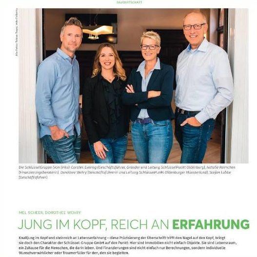 Pressstimmen PR Argumente Oldenburger Münsterland